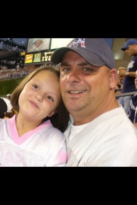Kaylee and her Dad
